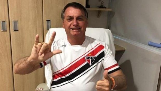 Bolsonaro deixa Hospital Albert Einstein e deve retomar atividades já na próxima segunda, 28