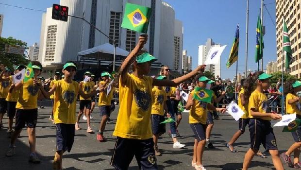 Prefeitura de Goiânia cancela desfile de 7 de setembro em razão da pandemia