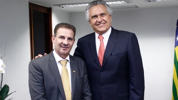 Vanderlan se reúne com governador e secretariado para discutir propostas para a capital