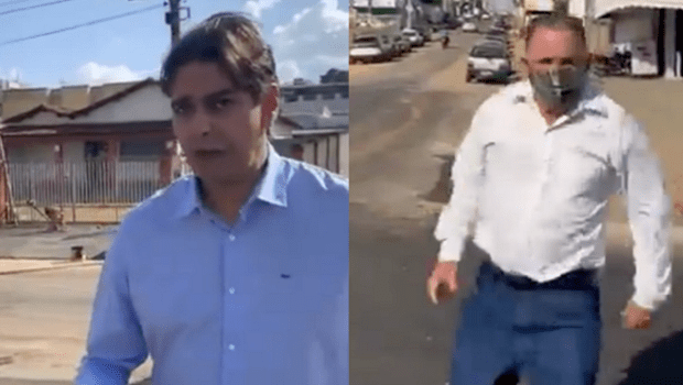 Vídeo mostra momento em que irmão de prefeito atira e mata candidato a vereador