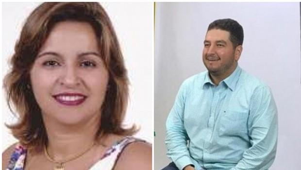 Rita de Cássia é a candidata a prefeita bancada pelo grupo de Welington Baiano em Itaberaí