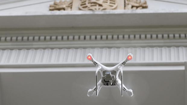 Drones serão usados para combater fraudes nas Eleições de 2020