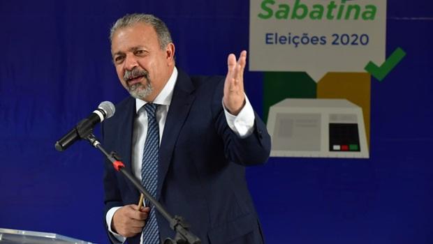 """Elias Vaz: """"O transporte tem de ser uma política pública estratégica"""""""
