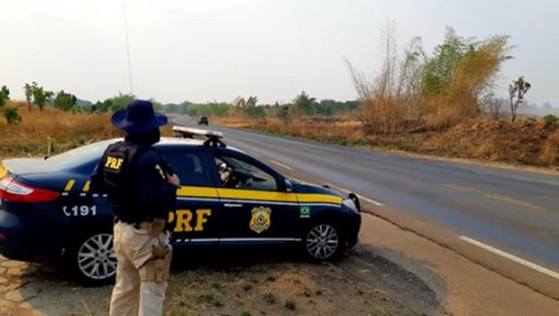 Feriadão sem mortes em rodovias federais que passam por Goiás