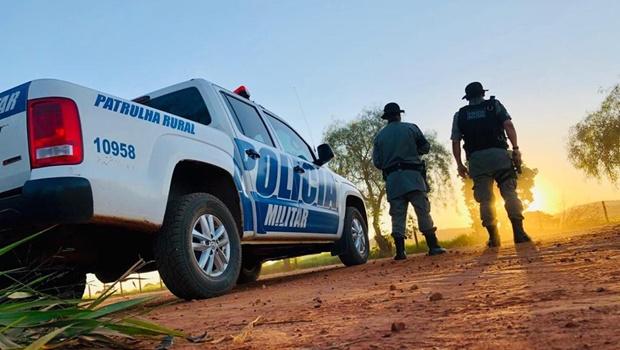 Roubo a propriedades rurais diminuem 42% em Goiás