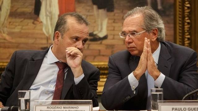 Rogério Marinho é cotado para substituir Paulo Guedes no Ministério da Economia