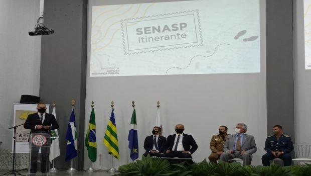 Goiás recebe primeira edição do Senasp Itinerante