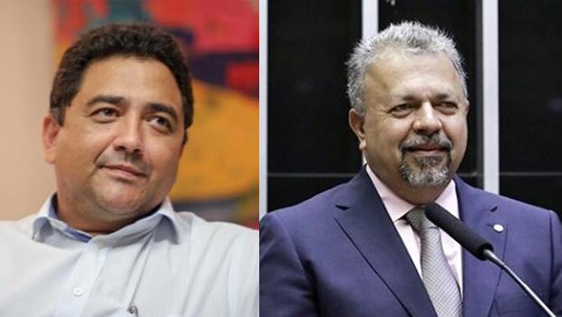 Talles Barreto faz caminhada em Bernardo Sayão e Elias Vaz se encontra com setor cooperativista