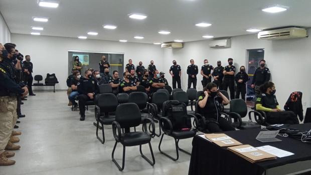 Operação Família do Tráfico: Polícia Civil cumpre mandados em Anápolis e no DF