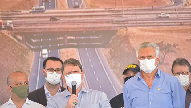 Governo federal anuncia duplicação de BR-153, entre Anápolis e Porangatu