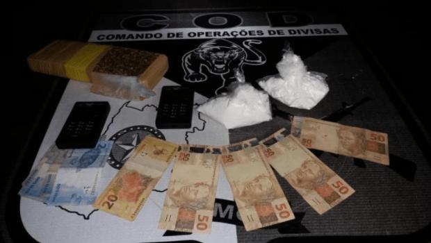 Candidata a vereadora é presa suspeita de tráfico de drogas em Alto Paraíso
