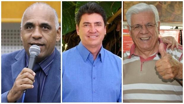 Candidatos a vice-prefeito em Goiânia acumulam experiência no Executivo e Legislativo