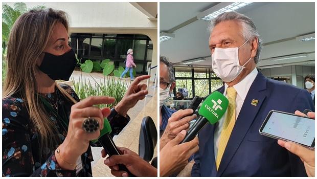 Caiado vai a Brasília em busca de celeridade na tramitação de lei para renegociação de dívidas