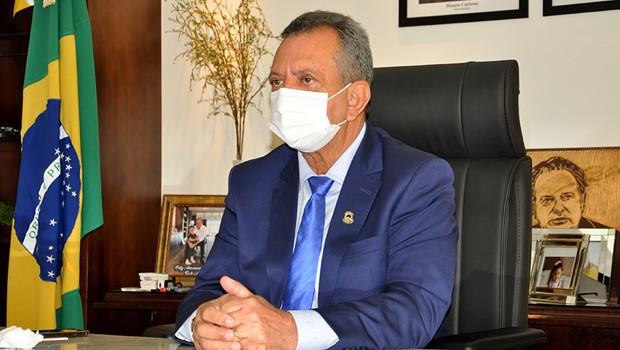 Deputado Antonio Andrade avalia sua experiência como governador do Tocantins