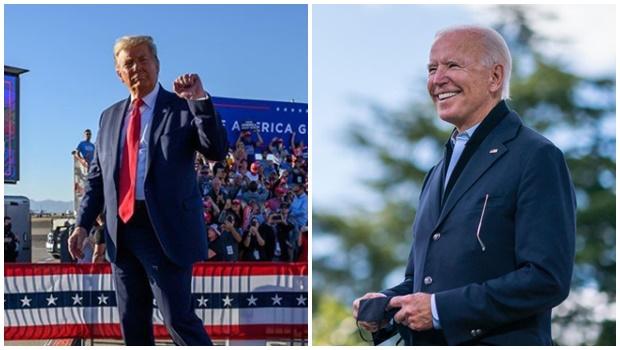 Eleições norte-americanas: Biden, Trump ou batalha judicial