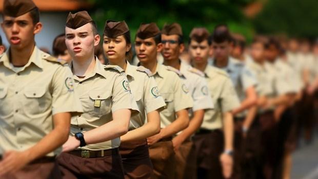 Sorteio de vagas para Colégios Militares começa nesta segunda