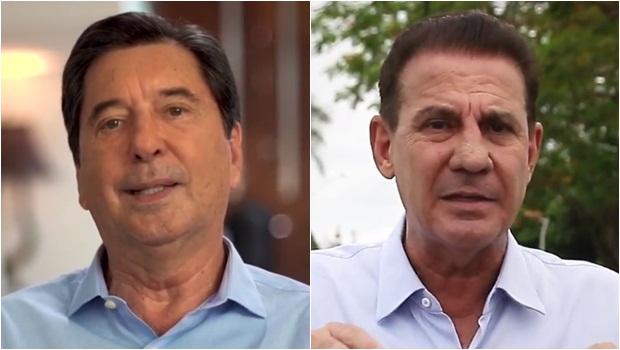 Serpes: Maguito abre vantagem e lidera disputa com 43,9%; Vanderlan tem 29,3%