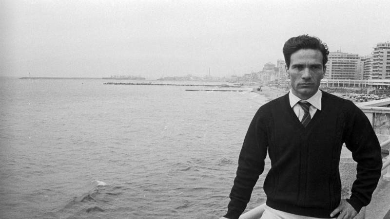 O assassinato do diretor de cinema e escritor Pier Paolo Pasolini