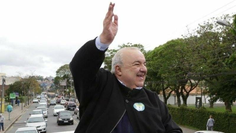O fracasso do prefeito Rafael Greca… quando ministro