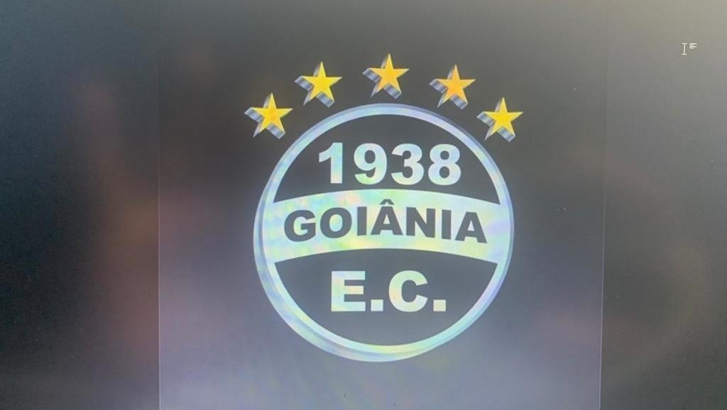 Jogador do Goiânia lutou para o time fazer 11 gols, um para cada jogador do Botafogo