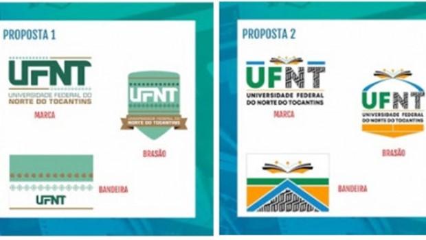 Universidade do Norte do Tocantins abre votação popular que definirá marca, bandeira e brasão
