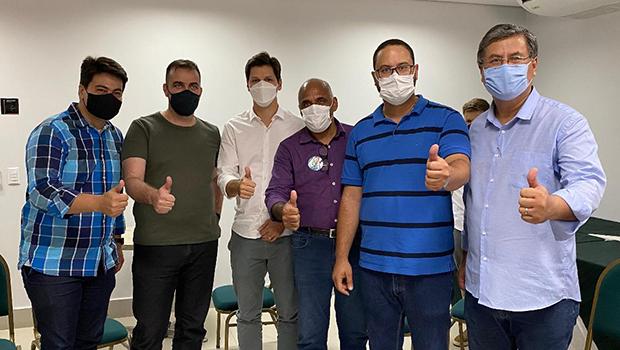 PROS declara apoio ao Maguito Vilela no segundo turno das eleições na Capital
