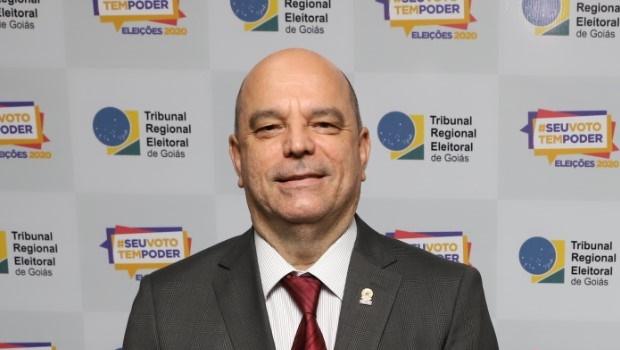 """""""Votação ocorre de maneira tranquila em Goiás"""", diz presidente do TRE"""
