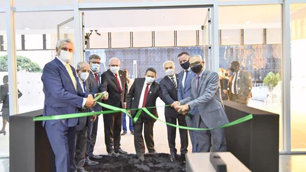 Complexo Trabalhista é inaugurado em Goiânia