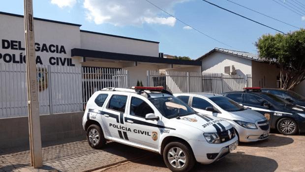 Ex-primeira-dama de Firminópolis é presa por usurpação de função pública na Secretaria Municipal de Saúde
