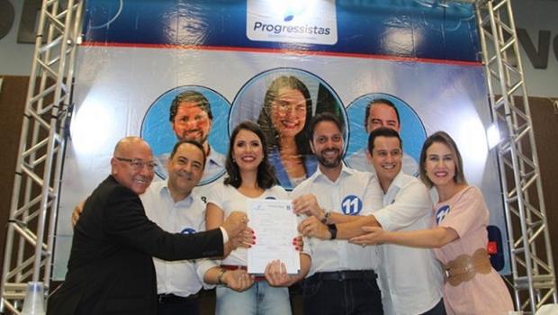 Progressistas dá salto em 2020 com 2º maior bancada de prefeitos em Goiás