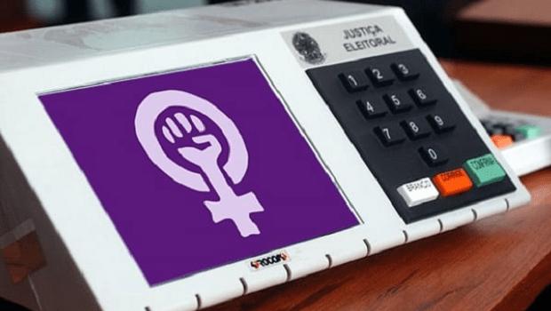 Mulheres agendam manifestação para exigir cumprimento da cota de gênero nas eleições
