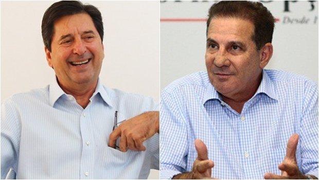 Maguito lidera intenções de voto com 13 pontos à frente de Vanderlan, segundo pesquisa Serpes