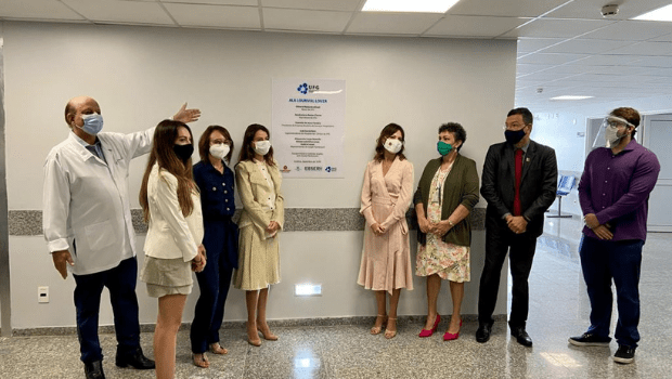 Hospital das Clínicas da UFG inaugura Ala Lourival Louza com apoio de doações