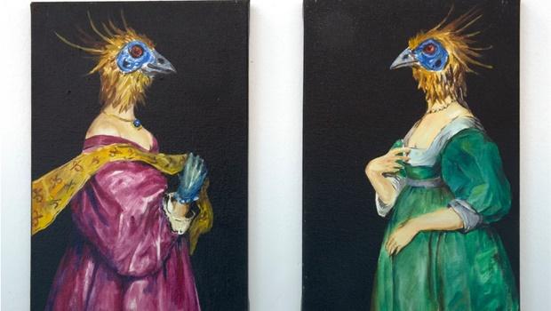 Governo de Goiás apresenta exposição da artista paulista Anasor Ed Searom