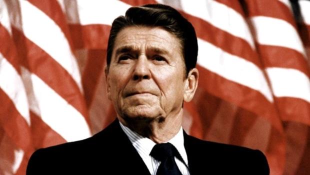 Reagan em Anápolis