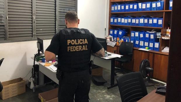 PF investiga sobrepreço de até 300% na aquisição de materiais no combate à Covid-19, em Crixás