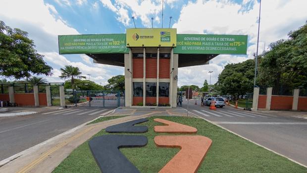 Redução de custos e taxas no Detran-GO gera economia de R$ 187 milhões