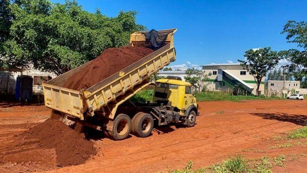 Codego trabalha na recuperação de infraestrutura do Distrito Agroindustrial de Itumbiara