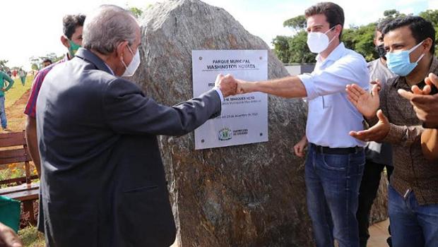 Goiânia ganha 54º unidade de conservação