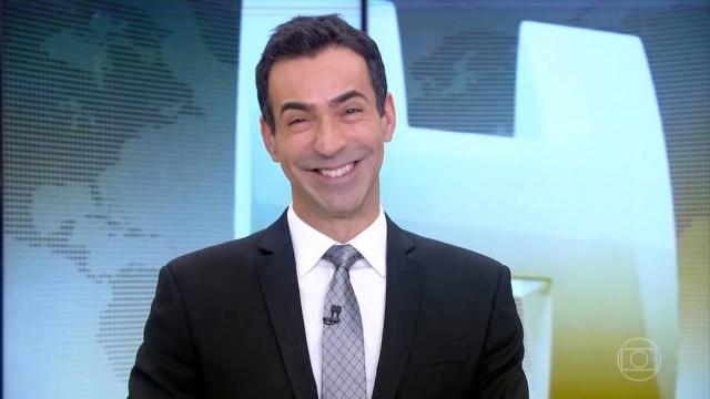 Imprensa pode ter veiculado boato de que Cesar Tralli iria para a CNN Brasil?