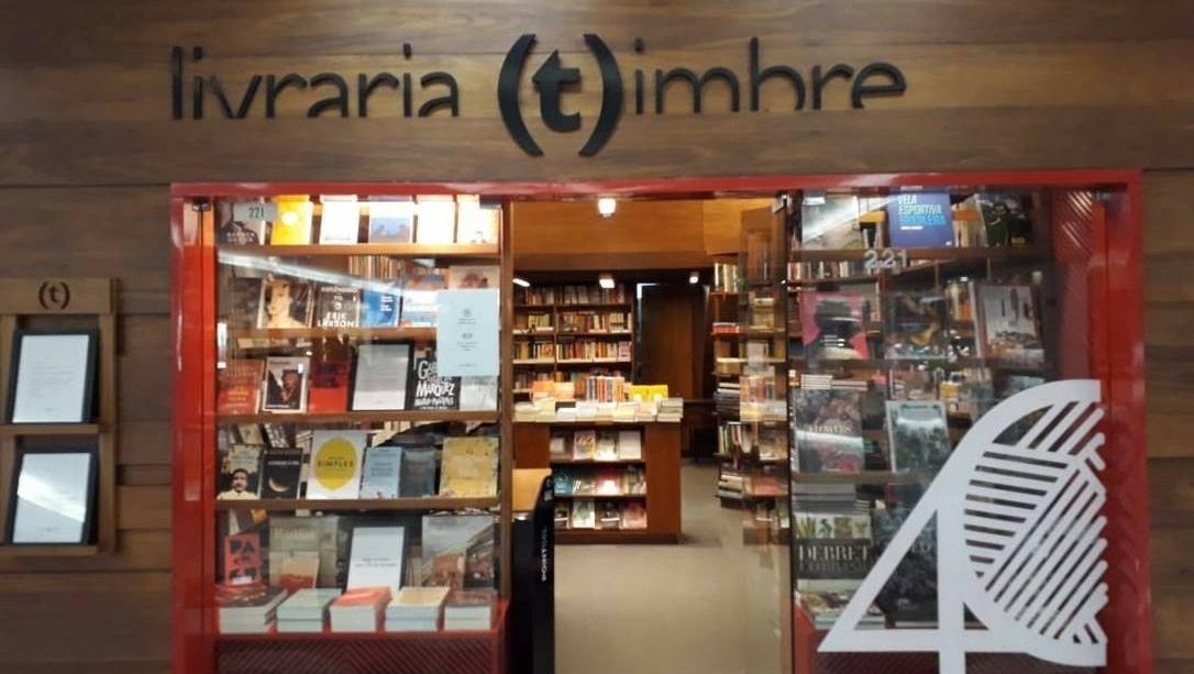 Livraria Timbre, do Rio de Janeiro, vai fechar as portas
