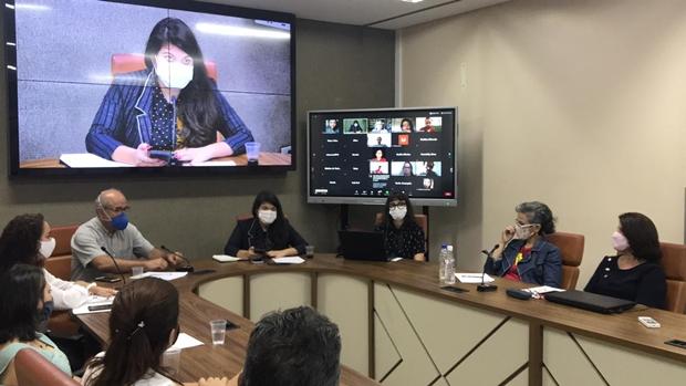 Grupo de trabalho da Câmara prepara relatório sobre retomada das aulas em Goiânia
