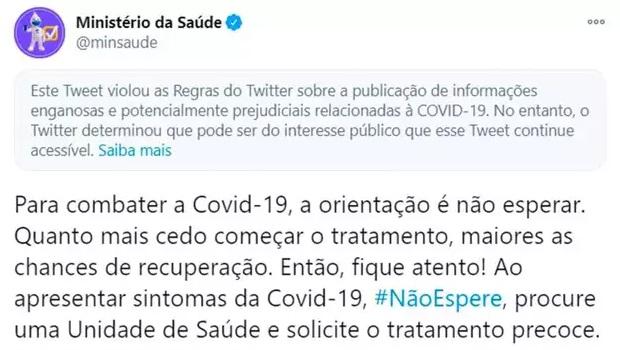 MPF em Goiás apura suposta censura realizada pelo Twitter