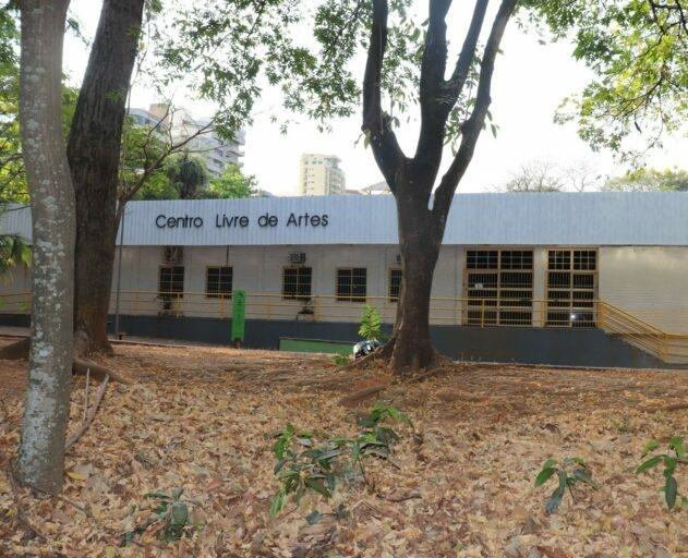 Em Goiânia, Centro Livre de Artes abre mais de 1,2 mil vagas para 2021