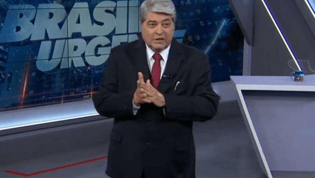 "Datena defende William Bonner após Bolsonaro chamar âncora do JN de ""canalha"""