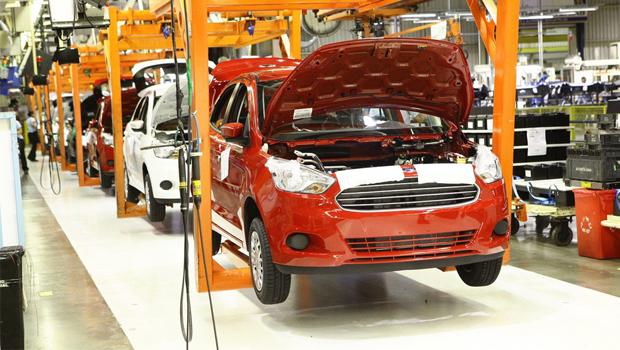 Fechamento de fábricas da Ford no Brasil pode impactar mercado goiano de veículos