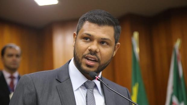 Romário Policarpo: de sem teto a presidente da Câmara de Goiânia