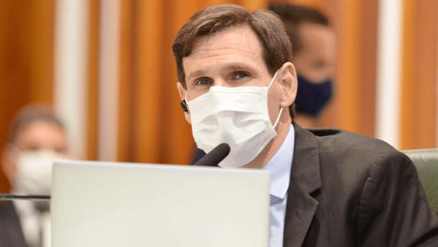 Governo conversa com deputados para ampliar base, diz Lissauer Vieira