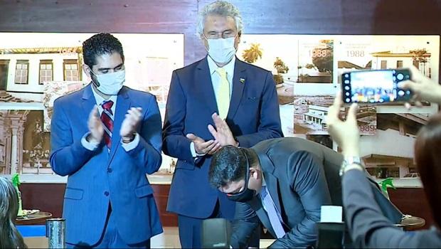 José Vitti toma posse na Secretaria de Indústria, Comércio e Serviços