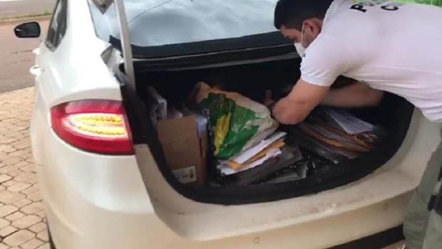 Gaeco denuncia 11 pessoas por fraude na emissão de certificados de condutores de cargas perigosas